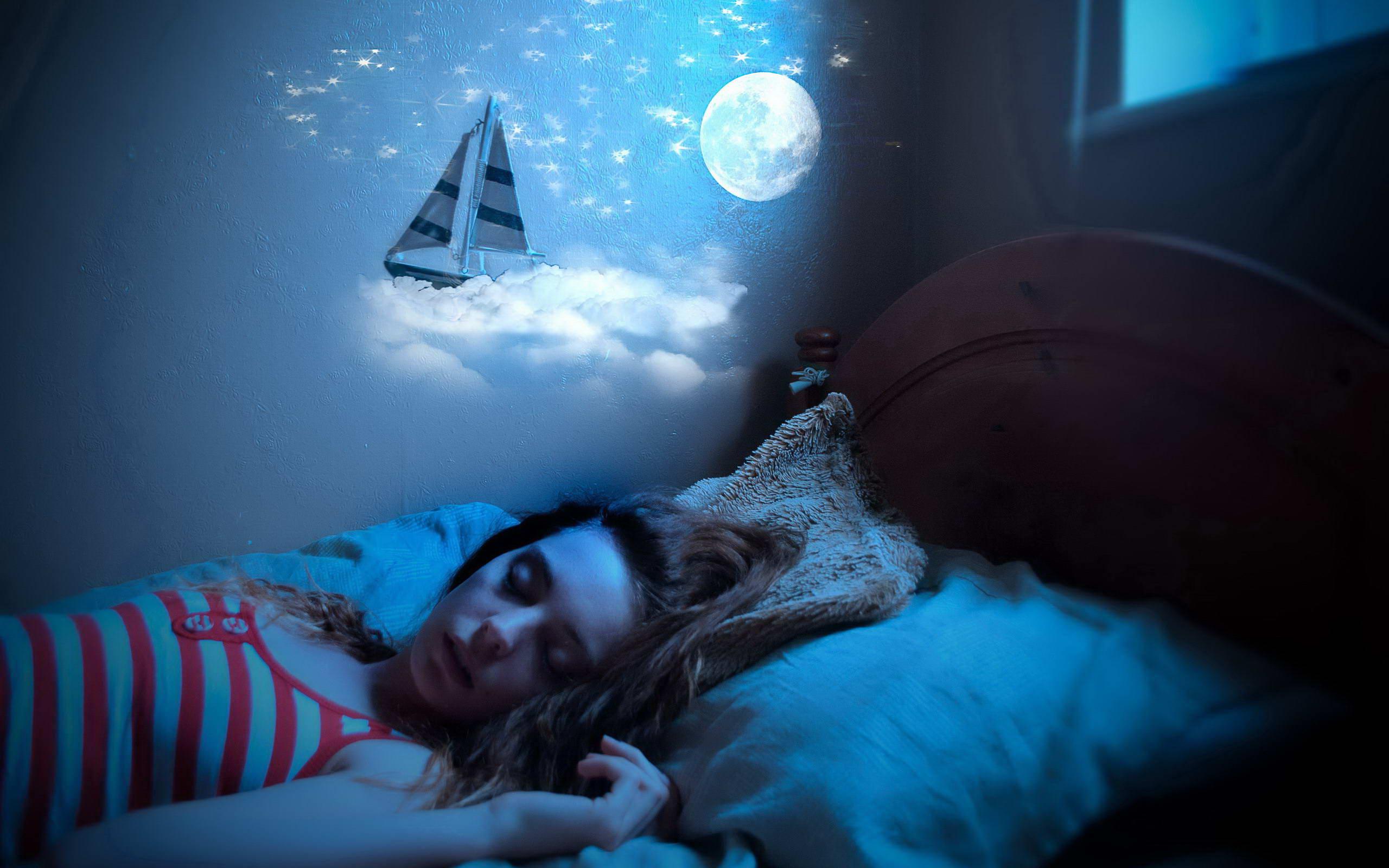 Картинки про снишься